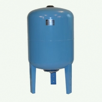 Гидроаккумулятор 500ВП (вертикальный, пластиковый фланец)